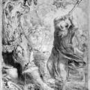 San Bonifacio y el abeto de Navidad