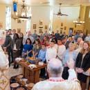 Pentecostales cruzando el Tíber
