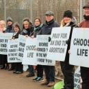 Ofensiva en el Reino Unido contra las vigilias pro-vida