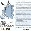 Las propuestas de CC.OO para las pensiones: no han entendido nada