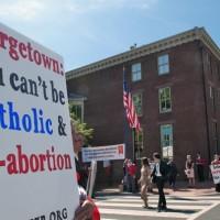 Georgetown y mandato contraceptivo: se abren nuevos e importantes frentes.