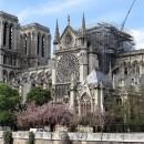 La catedral de Notre-Dame, de nuevo amenazada