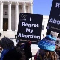 ¿Qué relación existe entre aborto y tasa de criminalidad?