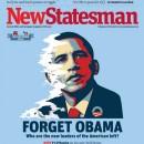 El New Statesman se borra de Obama.