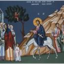 Sentido mesiánico de la entrada en Jerusalén
