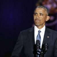 Adiós a Barack Obama, el Ungido