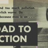Llega la nueva conferencia de Paul Ehrlich: ¿Cuenta atrás para el fin del mundo?